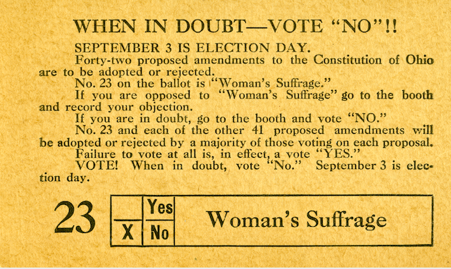 Clinton County Suffrage: Commemorating 100 years since the 19th Amendment