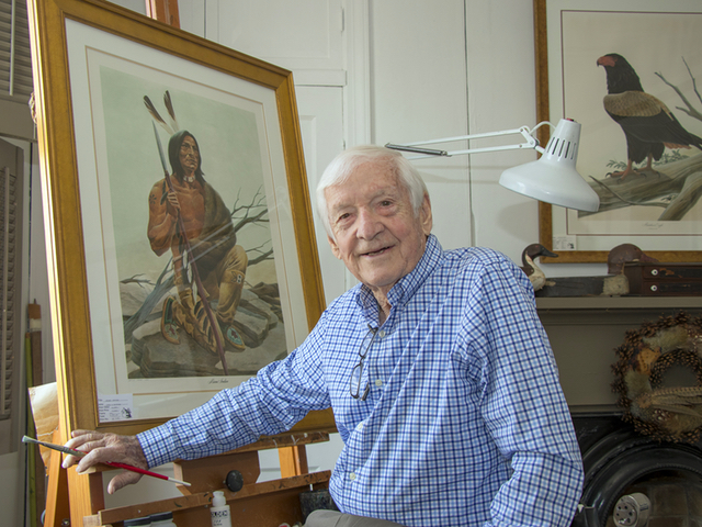 John Ruthven: Remembering the Artist