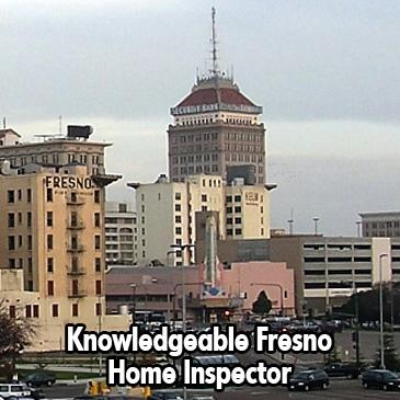 home inspectors serving fresno california