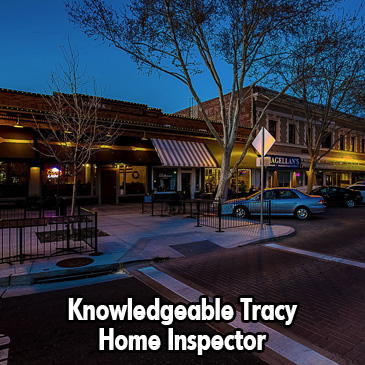 tracy ca home inspection services area