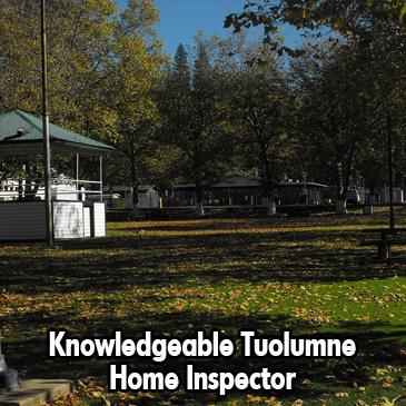 Tuolumne city park area