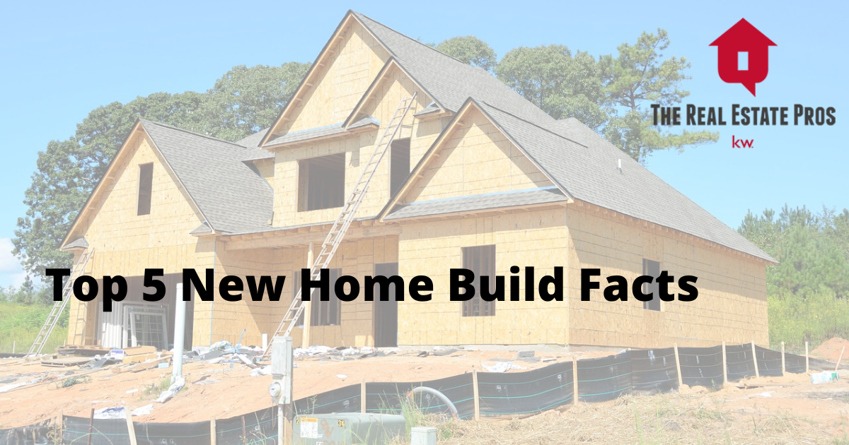 Top 5 New Home Construction Facts