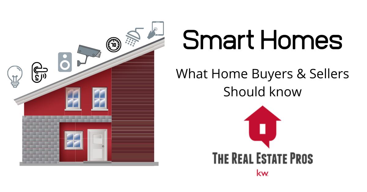 Smart Homes- Real Estate Buyers & Sellers