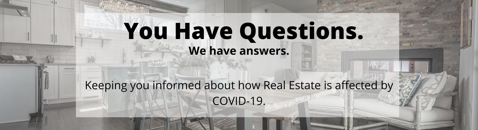 COVID-19 Real Estate