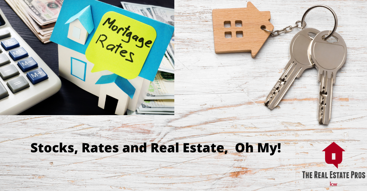 Stocks, Rates & Real Estate, Oh My!