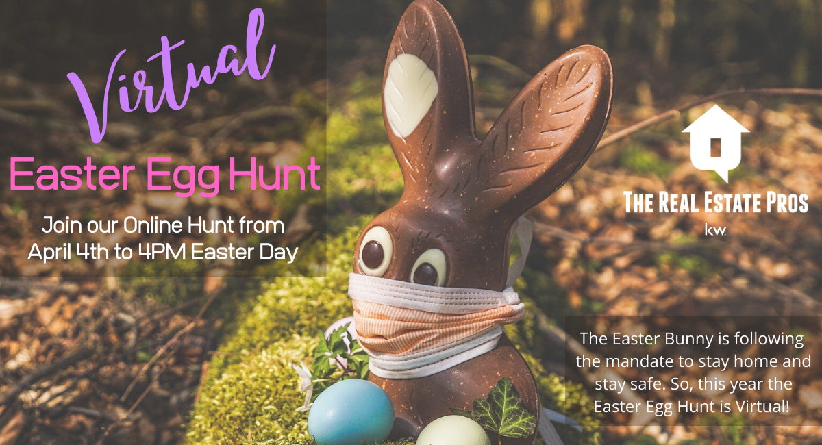 Virtual Easter Egg Hunt – Let's Have Some FUN!