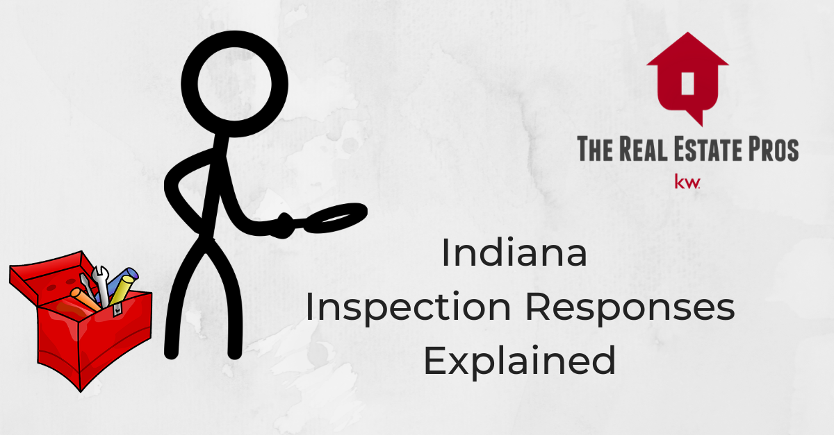 Indiana Inspection Responses Explained