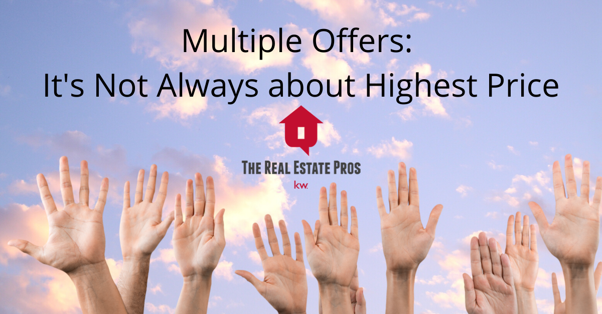 Multiple Offers: It's Not Always about Price