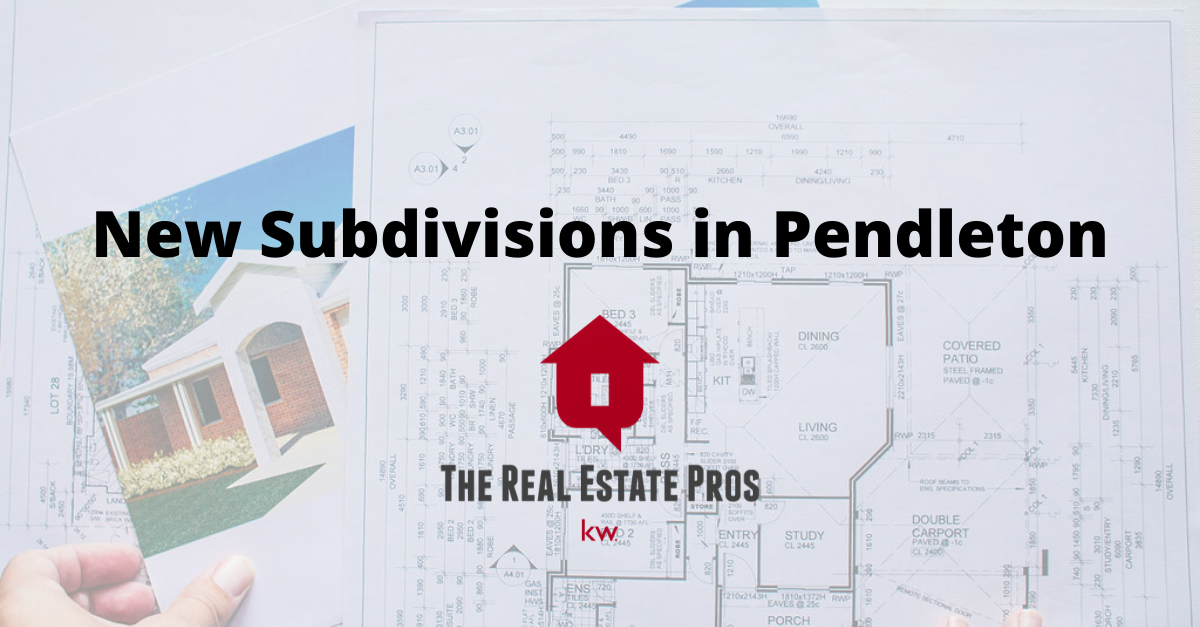 New Subdivisions in Pendleton, IN
