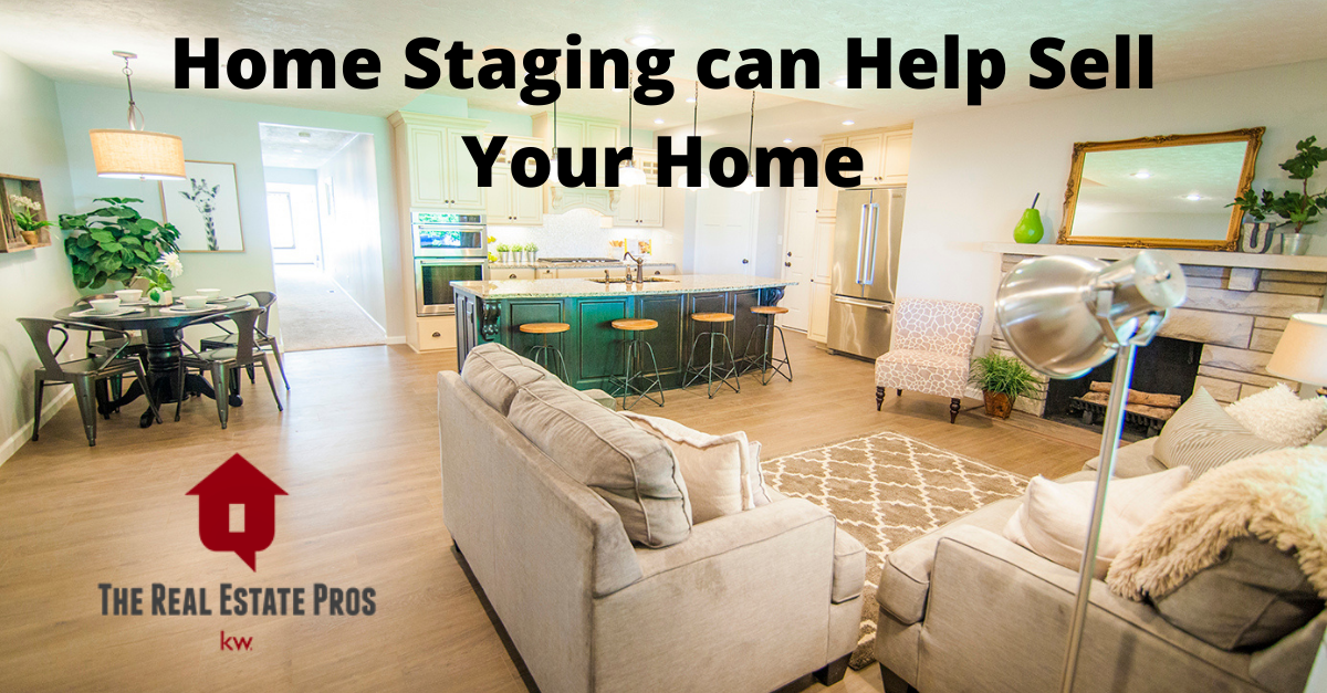 Home Staging can Help Sell Your Home