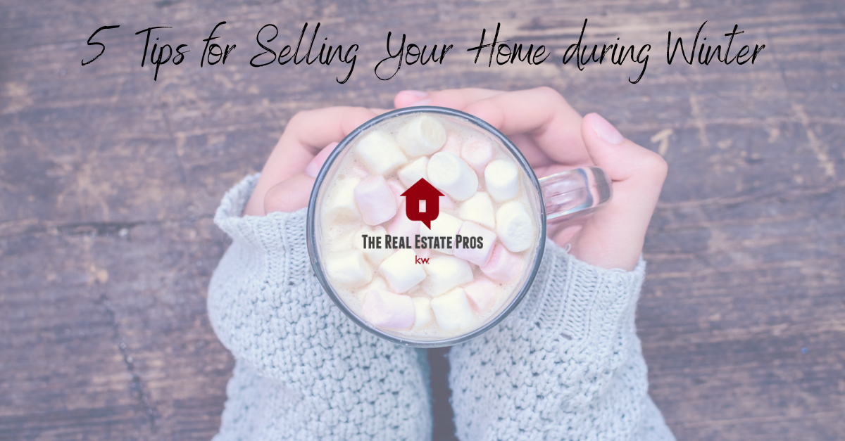 5 Tips for Selling Your Home during Winter