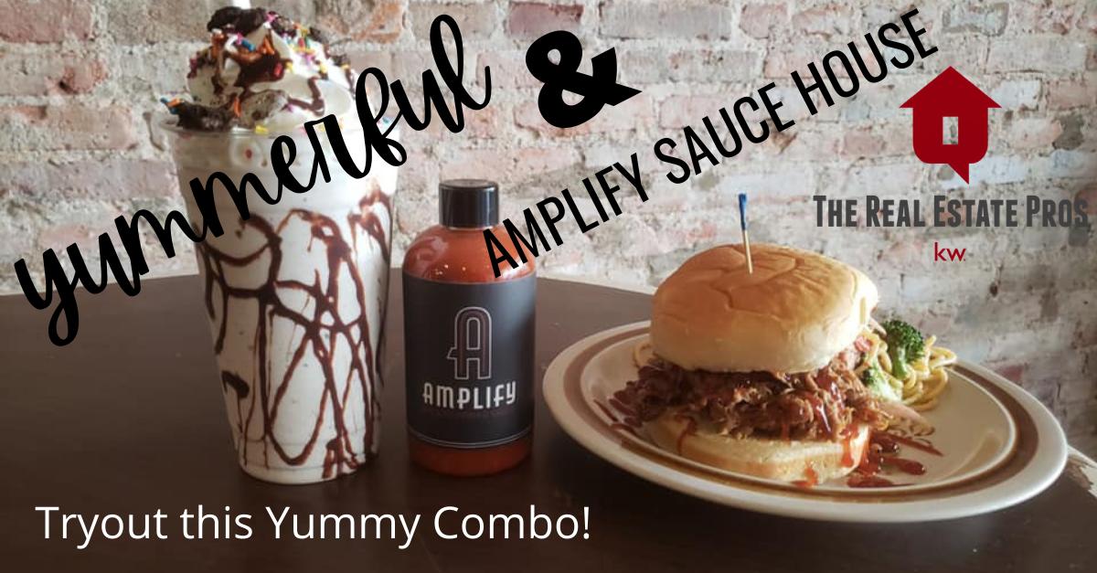 Yummerful & Amplify Sauce Combo