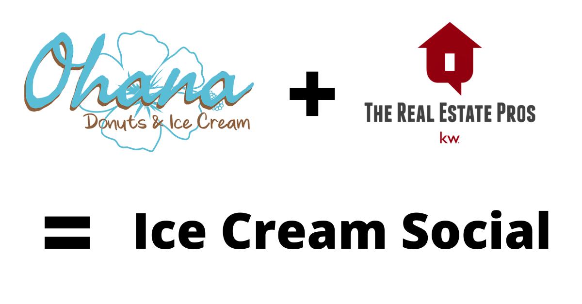 Ice Cream Social Anyone?