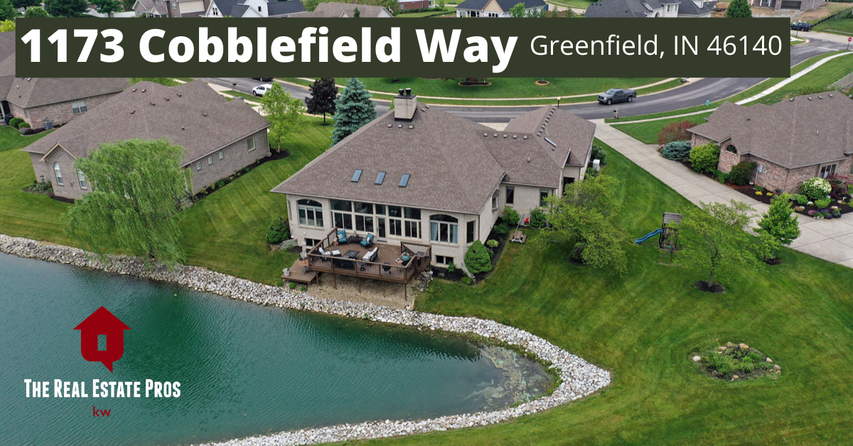 1173 Cobblefield Way – STUNNING!!