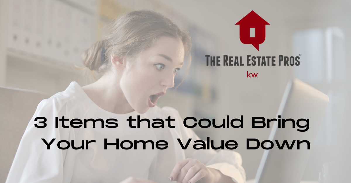 Is Your Home Value Suffering?