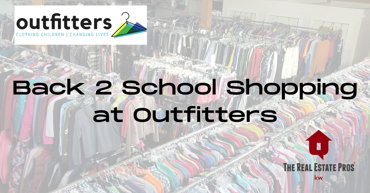 Outfitters Back 2 School Shopping!