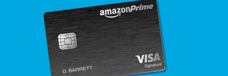 Amazon Prime Visa