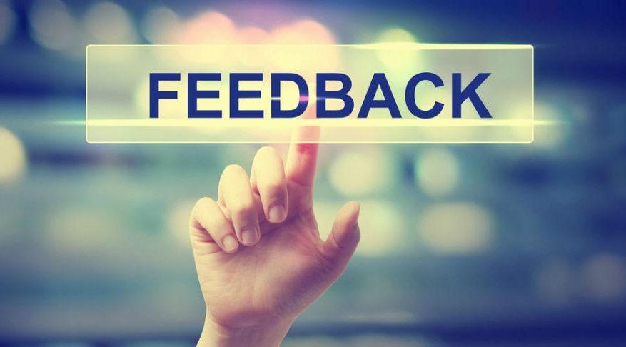 Amazon feedback vs reviews