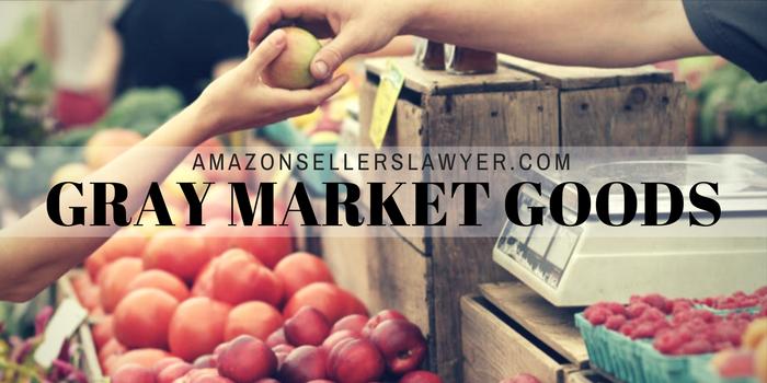 Grey Market Goods