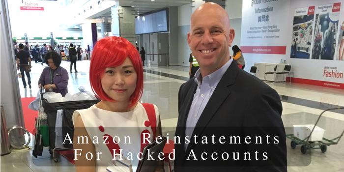 Hacked Amazon Accounts
