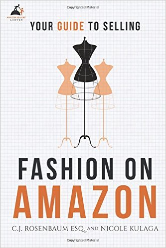 Book: Your Guide to Selling Fashion on Amazon
