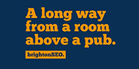 Speaking Event: Brighton SEO Conference