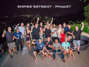 Speaking Event: Empire Retreat, Phuket