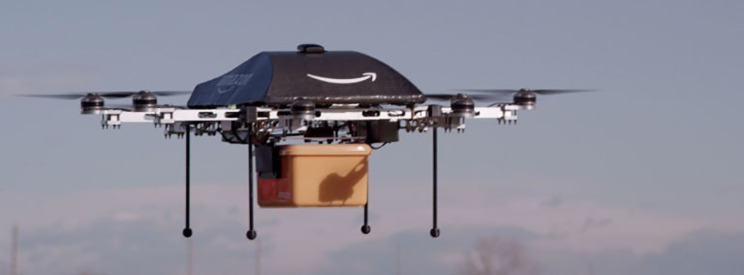 Amazon's drone delivery