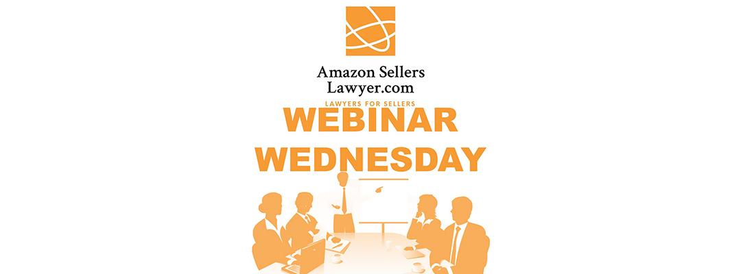 Amazon Sellers Webinars