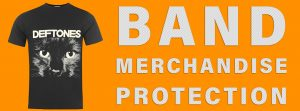 Band Merchandise IP Protection