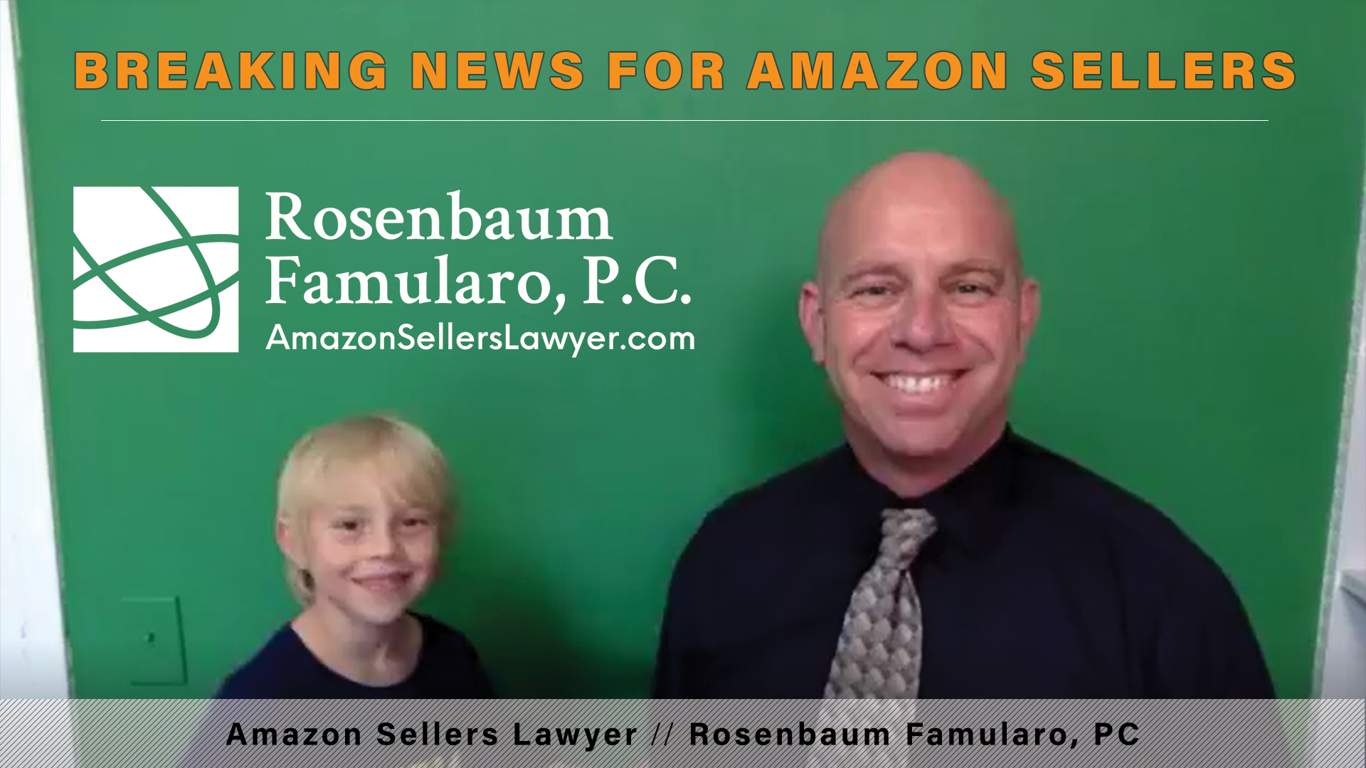 Breaking News for Amazon Sellers 7-16-18