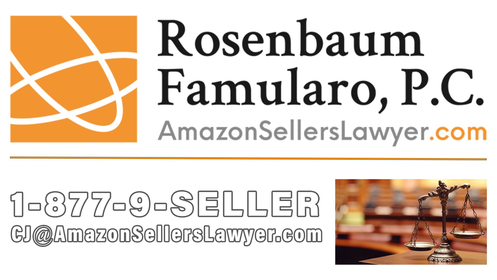 contact Amazon Sellers Lawyer