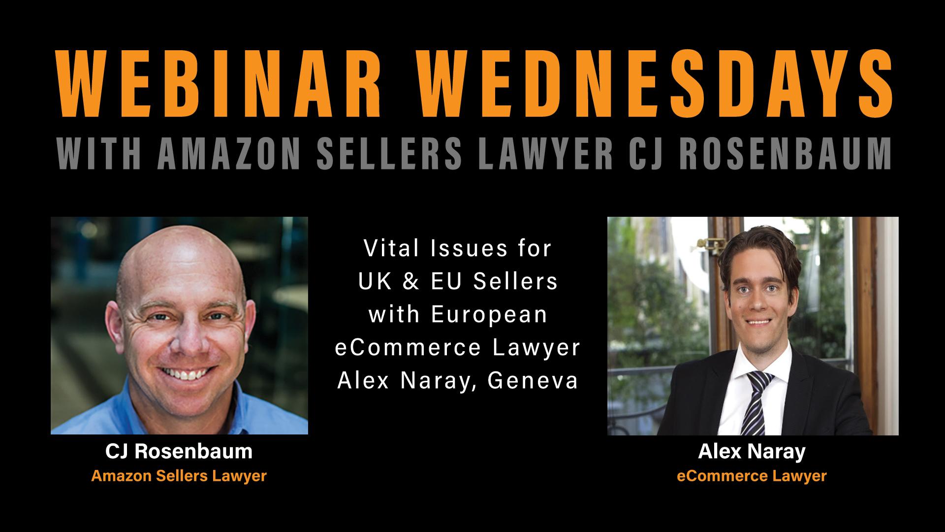 webinar ecommerce lawyer