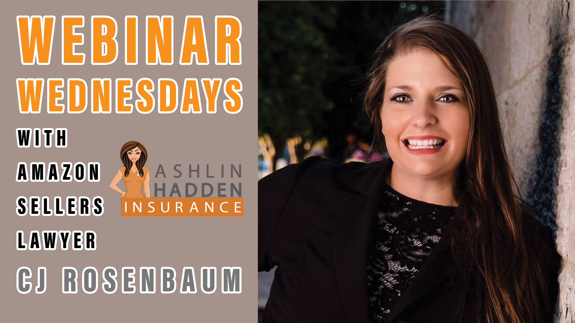 Ashlin Hadden Insurance for Amazon Sellers