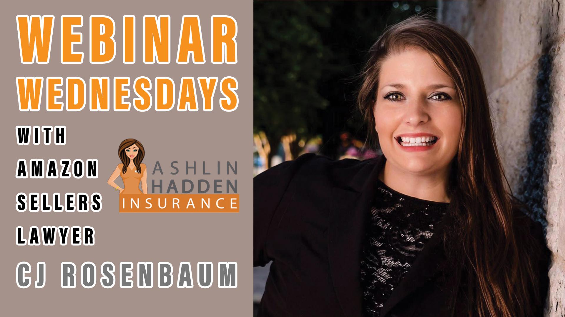 Ashlin Hadden Insurance for Amazon Sellers