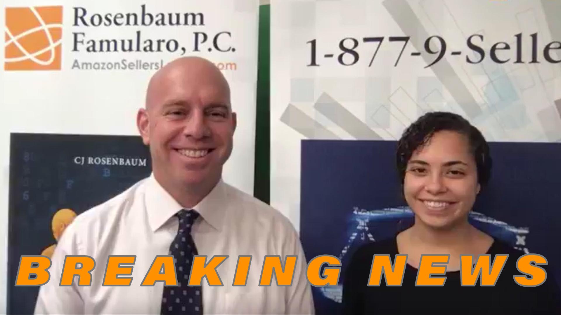 Breaking News for Sellers 12-17-18