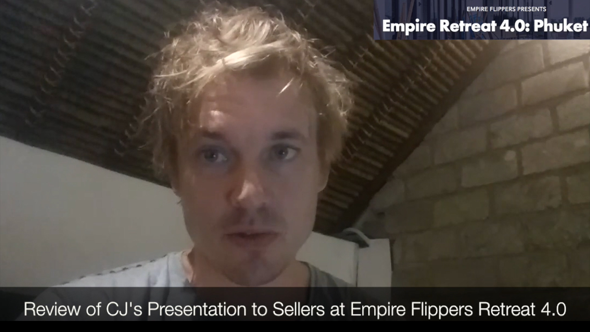 Empire Flippers Testimonial - Digital Nomad Jason