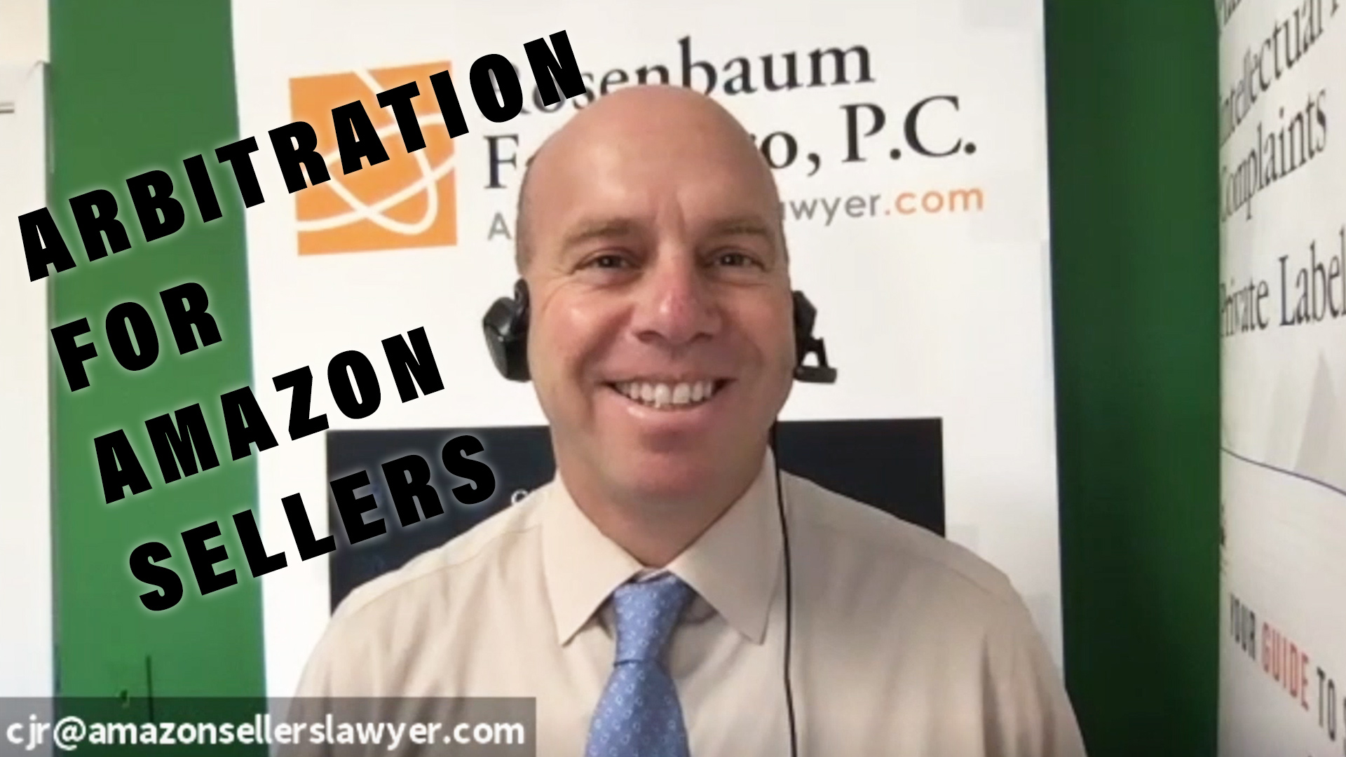Podcast - Arbitration for Amazon Sellers