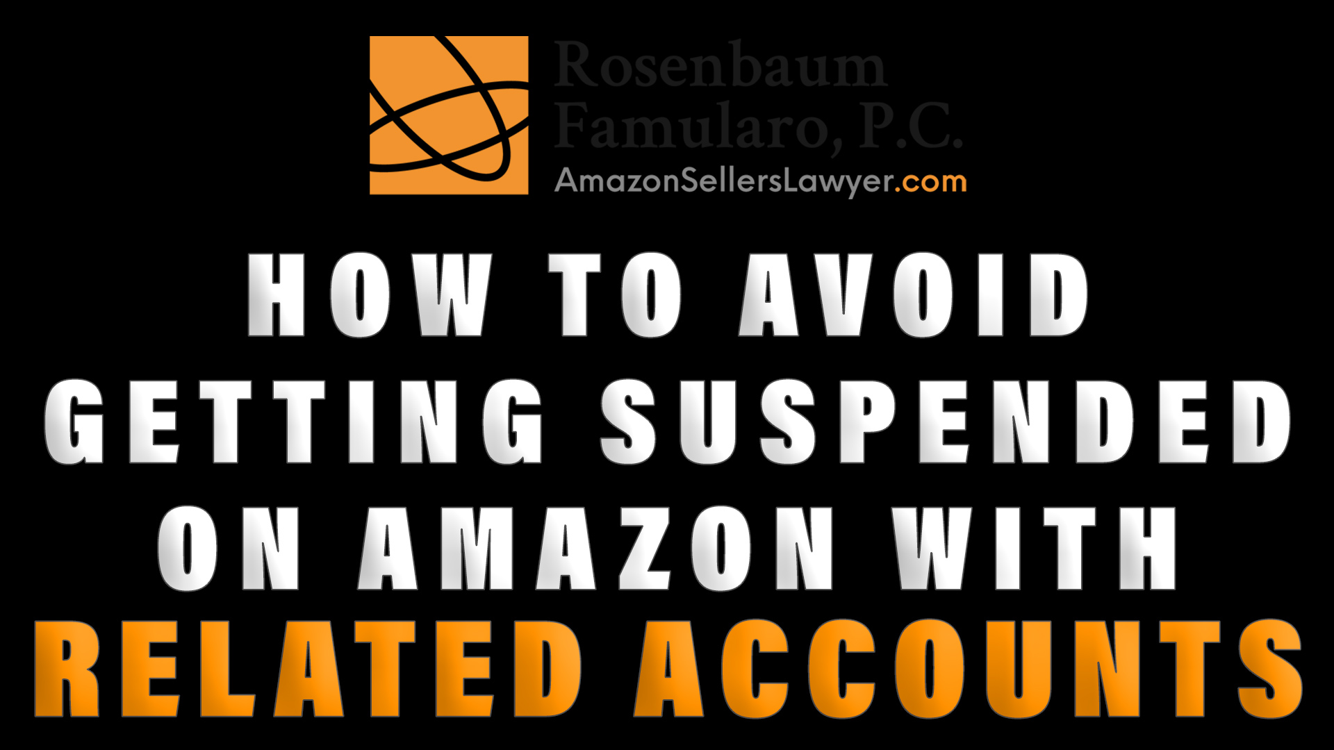 How to Avoid Getting Suspended on Amazon with Related Accounts