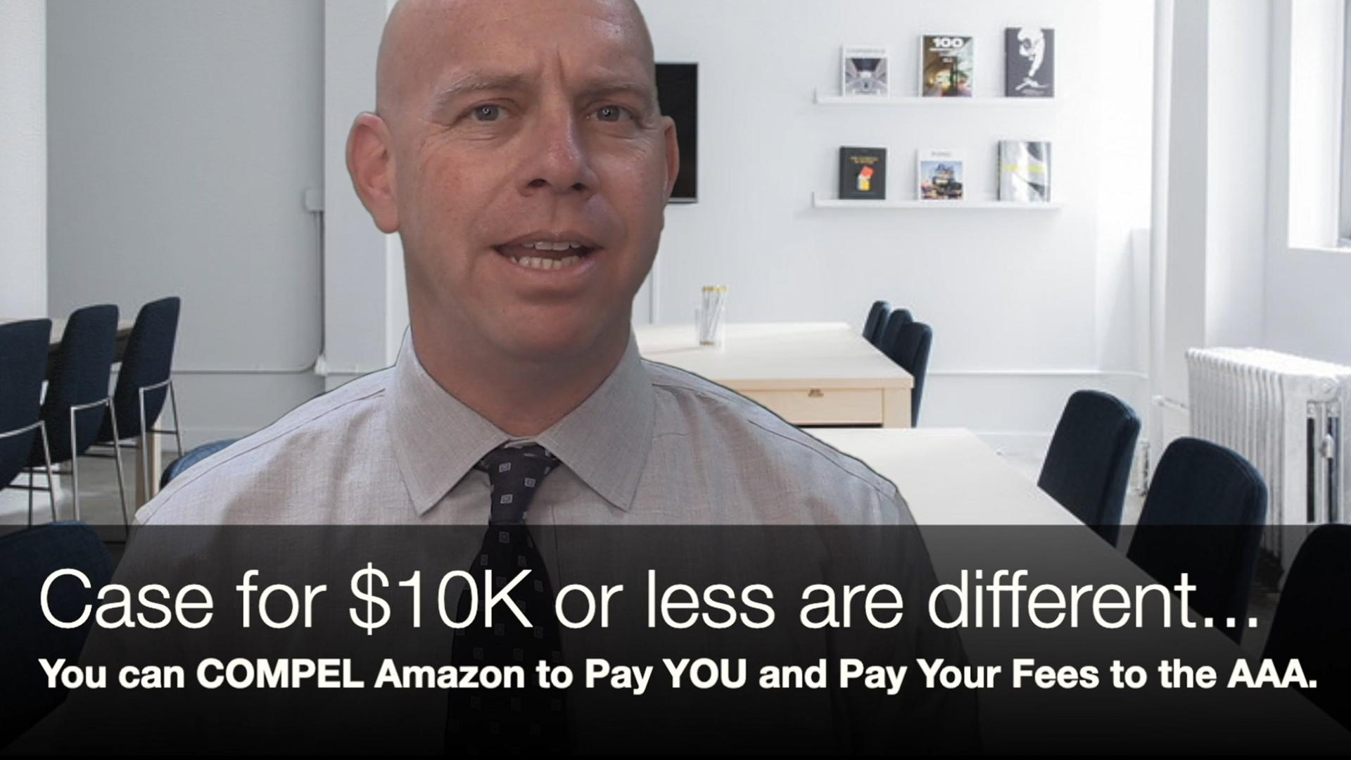 Amazon Refusing to Release Money
