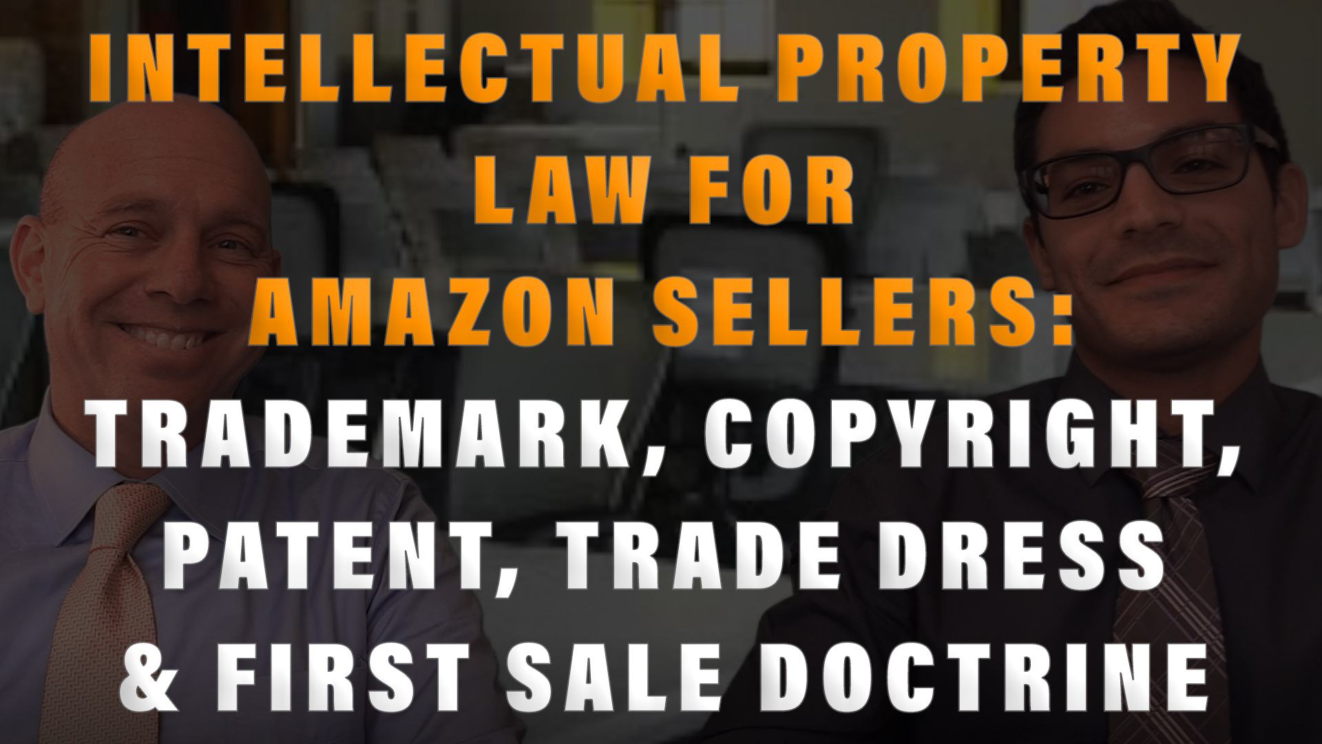 First Sale Doctrine (Intellectual Property Law Series)
