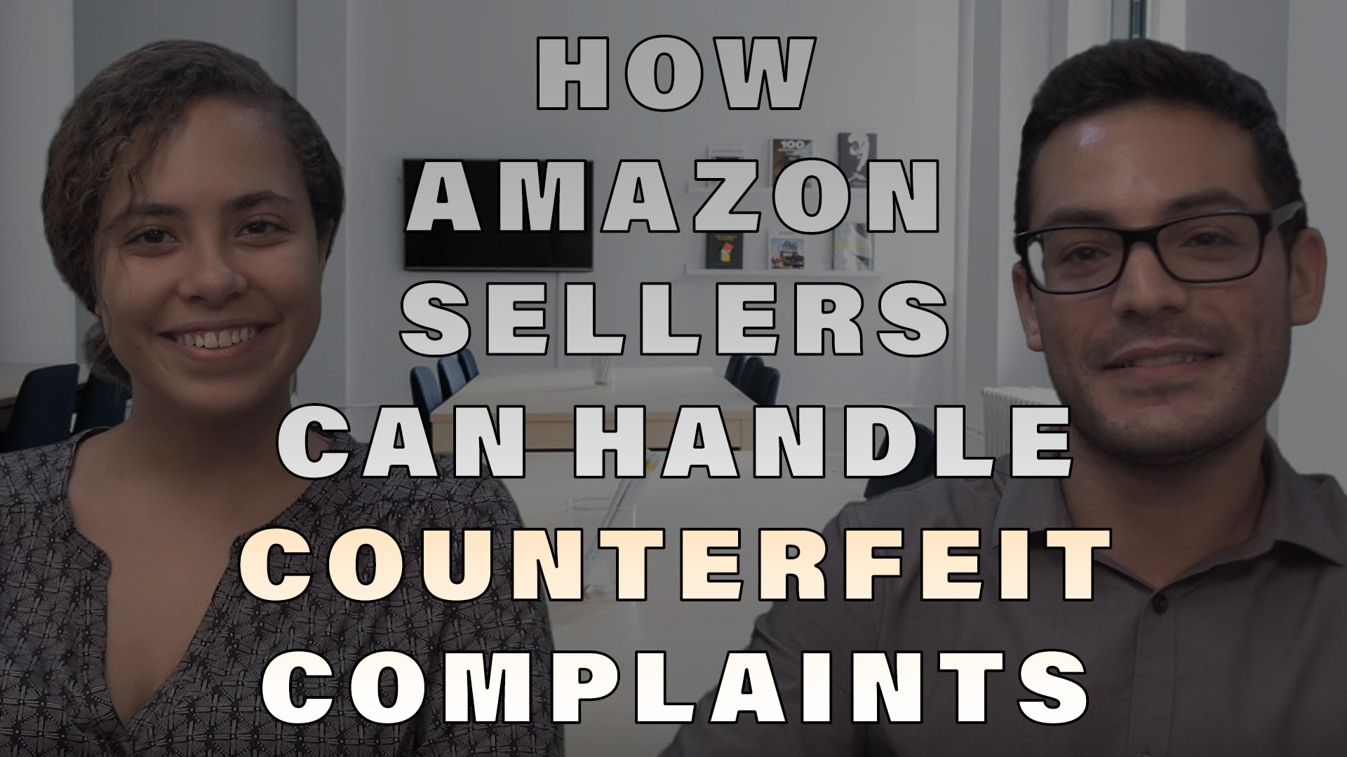 How Amazon Sellers Can Handle Counterfeit Complaints