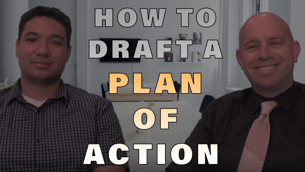 How to Draft a Plan of Action