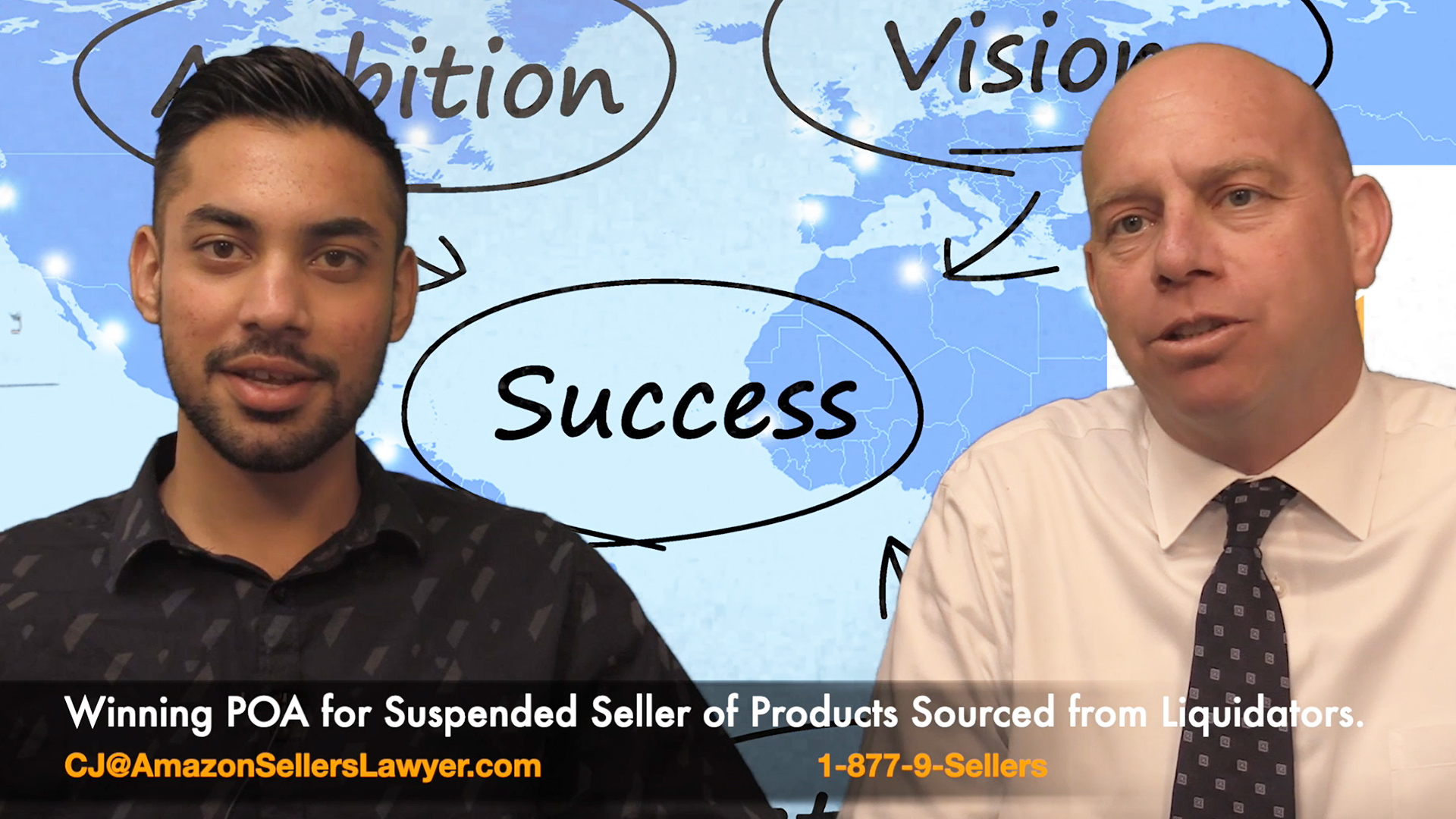 How We Helped a Suspended Amazon Seller Who Sources Products From Liquidators