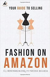 Book: Your Guide to Selling Fashion on Amazon 165x250C