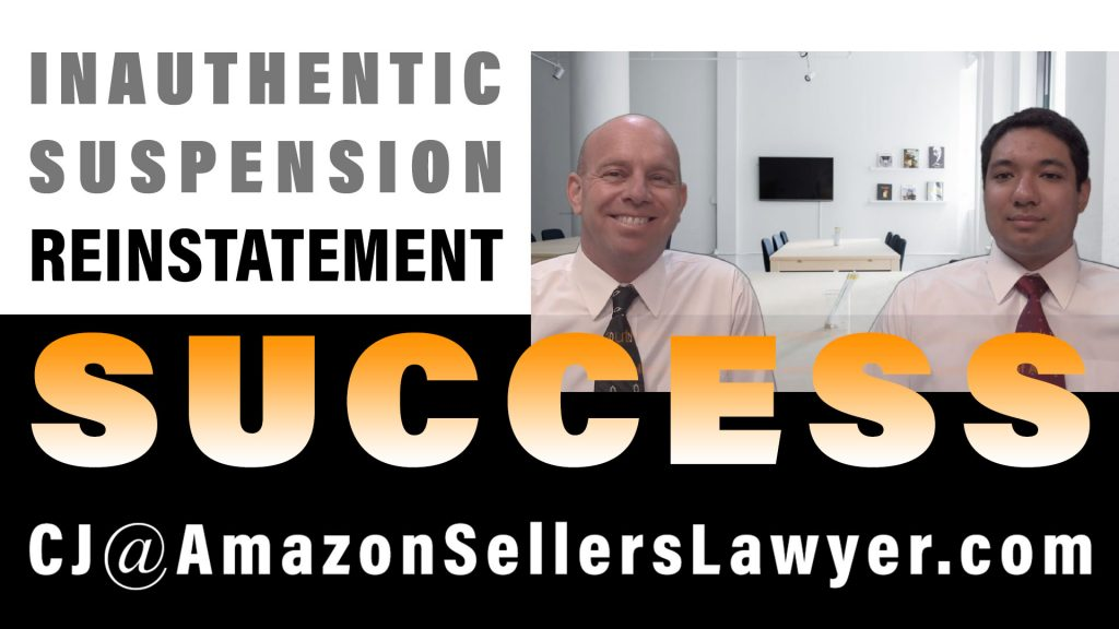 Amazon Seller Reinstated after Inauthentic Suspension for DVDs