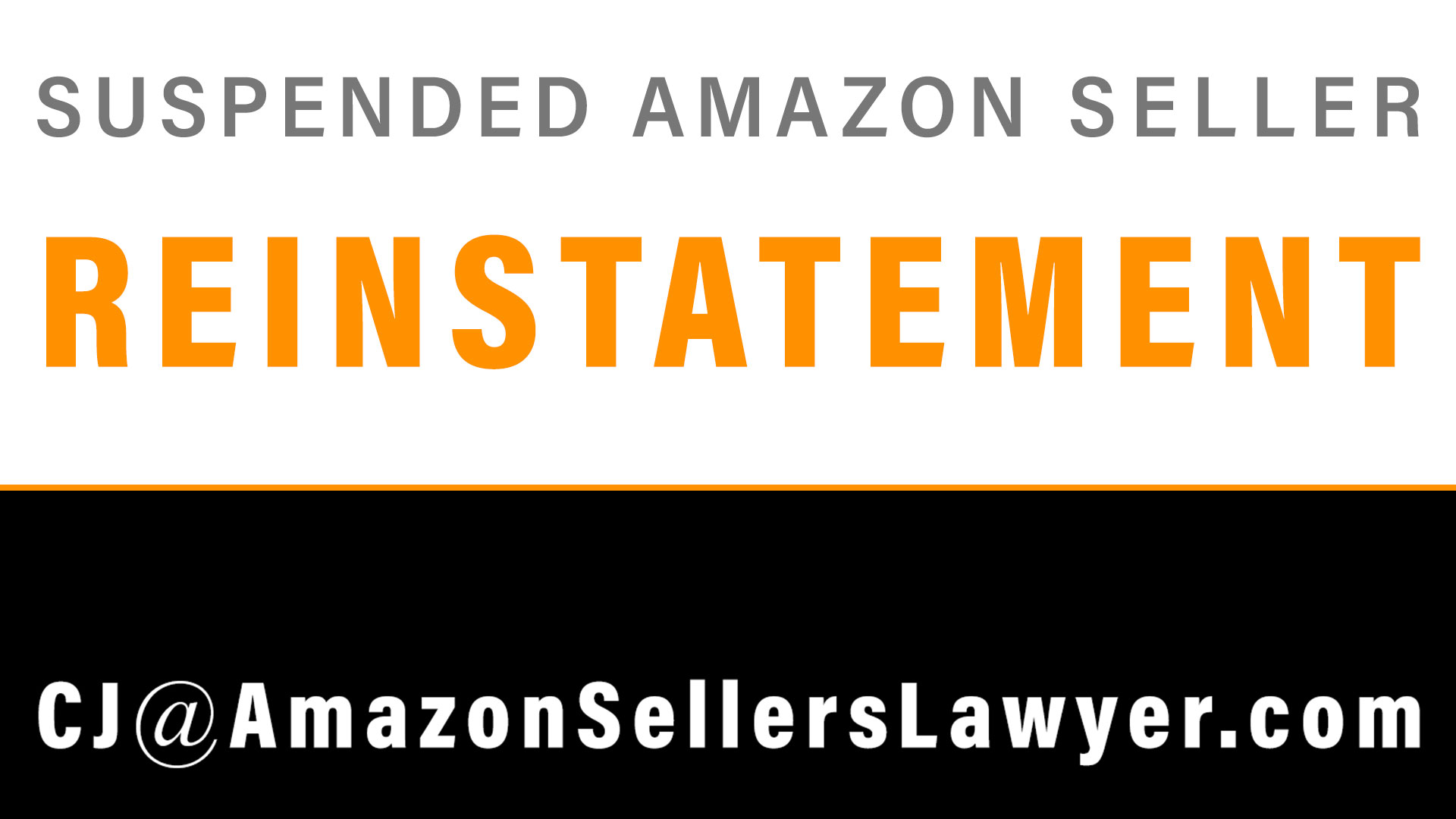 Suspended Amazon Seller Reinstated