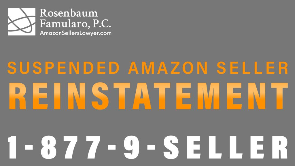 Private Label Amazon Seller Reinstatement
