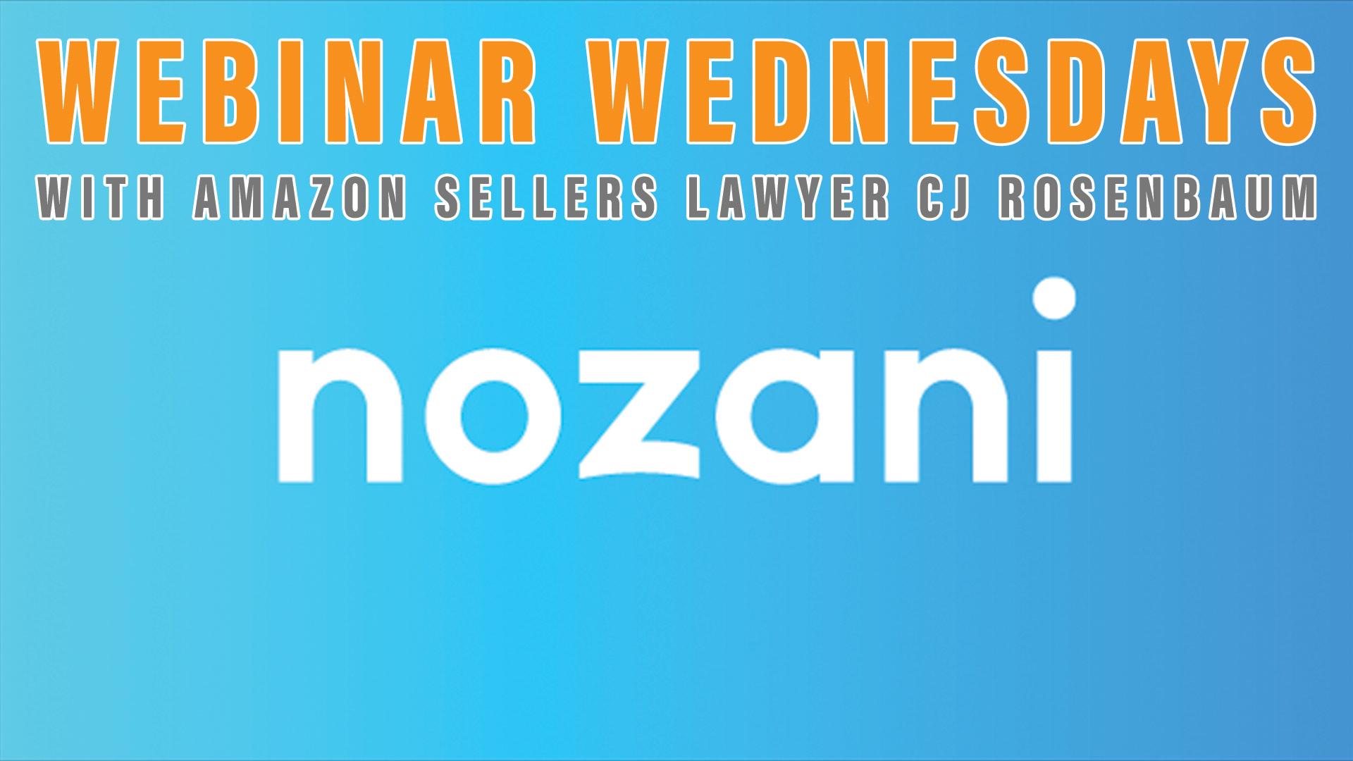 Webinar CJ Rosenbaum & Kyle Tarter from Nozani