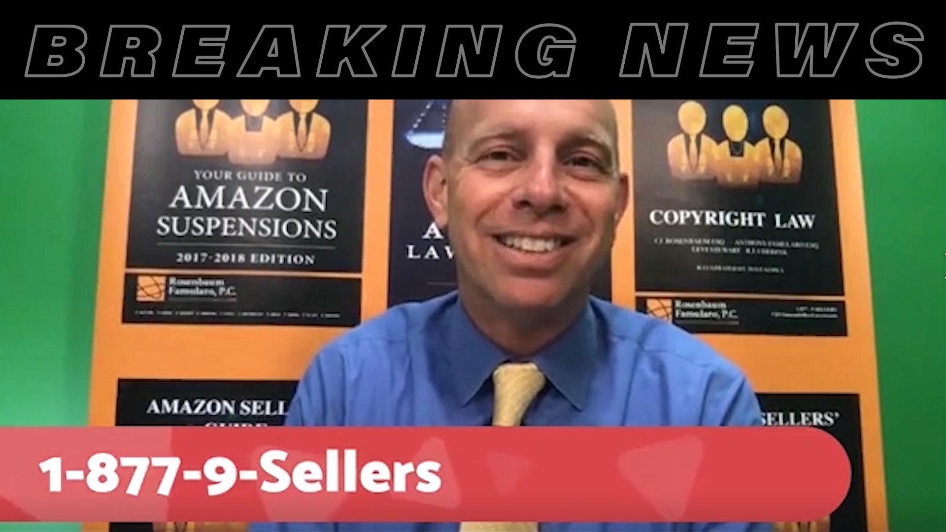 Amazon Suspension News Update